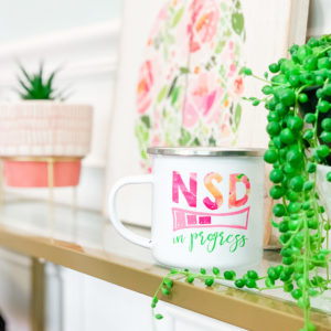 NSD in Progress Mug